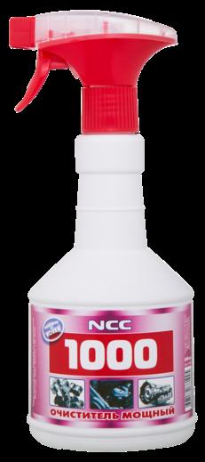 Очиститель мощный NCC 1000 600 мл